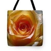 Yellow Rose Tote Bag