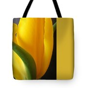 Yellow Rose Art Tote Bag