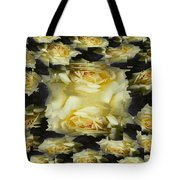 Yellow Roses 2 Tote Bag
