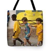 Yellow Submarine Tote Bag