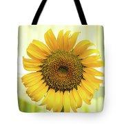 Yellow Sunflower Tote Bag