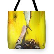 Yellow Tail Tote Bag