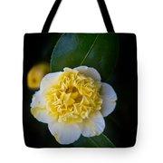 Yellow Tenderness Tote Bag