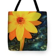 Yellow Treat Tote Bag