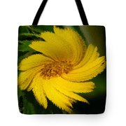 Yellow Wonder Tote Bag