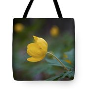 Yellow Wood Anemone 5 Tote Bag