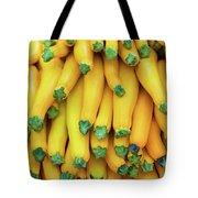Yellow Zucchini Tote Bag