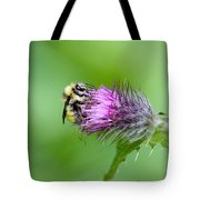 Yellowhead Bumblebee Tote Bag
