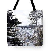 Yellowstone Canyon Tote Bag