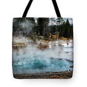 Yellowstone Colors #2 Tote Bag