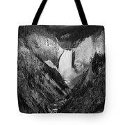 Yellowstone Falls II Tote Bag