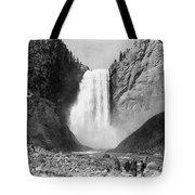 Yellowstone: Grand Falls Tote Bag