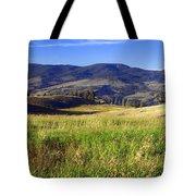 Yellowstone Landscape 3 Tote Bag