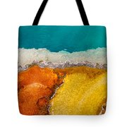 Yellowstone Pool Tote Bag
