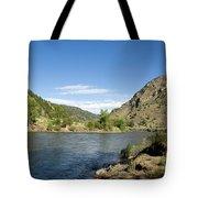 Yellowstone Serenity   Tote Bag