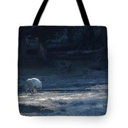 Yellowstone White Lady Unsigned Tote Bag