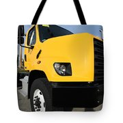 Yellowtruck Tote Bag