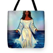 Yemaya- Mother Of All Orishas Tote Bag