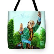 Yen Fan Tote Bag