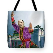 Yen Song Tote Bag