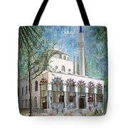 Yeni Cami, Fethiye Tote Bag