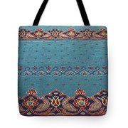 Yeni Mosque Prayer Carpet  Tote Bag