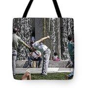 Yerba Buena Tote Bag by Kate Brown