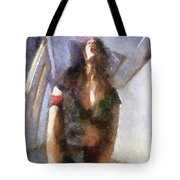 Yes By Mary Bassett Tote Bag