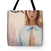 Yes I Love You Bill Tote Bag