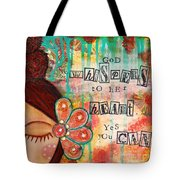 Yes You Can Tote Bag