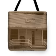 Yesterday And Today Tote Bag