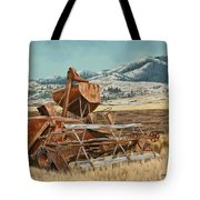 Yesterday I Was Tired, Today I Am Retired. Tote Bag