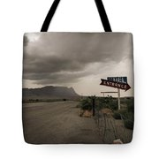 Yesterday Road Tote Bag