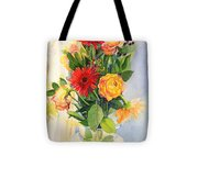 Yesterdays Beauties Tote Bag