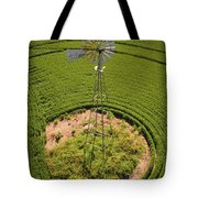 Yesterday's Windmill II Tote Bag