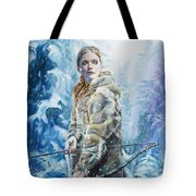 Ygritte The Wilding Tote Bag