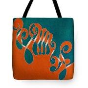 Yin And Yang, No. 3 Tote Bag