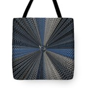 Yin And Yang Revisited Tote Bag