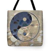 Yin Yang Harmony Tote Bag