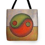 Yin - Yang Tote Bag