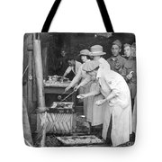 Ymca Women Workers Tote Bag