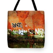 Yo Go Girl Tote Bag