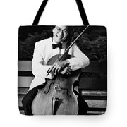 Yo-yo-ma (1955- ) Tote Bag by Granger