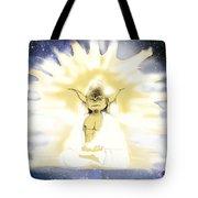 Yoda Budda Tote Bag