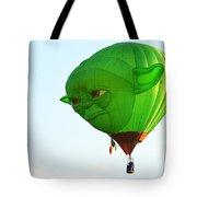 Yoda In The Sky Tote Bag
