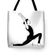 Yoga Now Tote Bag