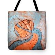 Yogaic - Tile Tote Bag