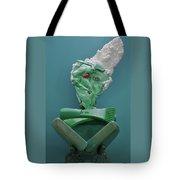 Yogi Levitation Tote Bag