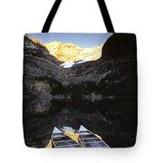 Yoho National Park, Lake Ohara, British Tote Bag by Ron Watts