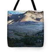 Yolo Panorama Tote Bag